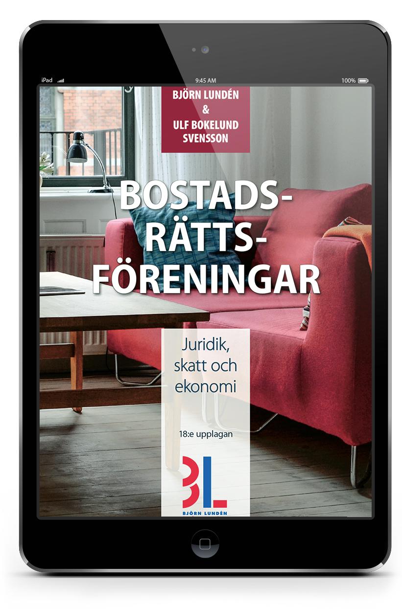 E-bok Bostadsrättsföreningar | Karnov Group