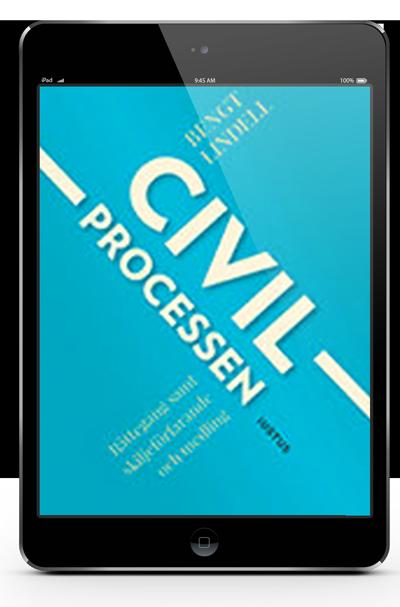 E-böcker Civilprocessen | Karnov Group