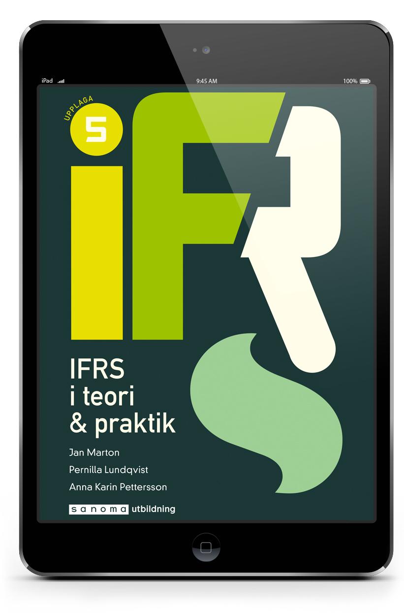 E-bok IFRS – i teori och praktik | Karnov Group