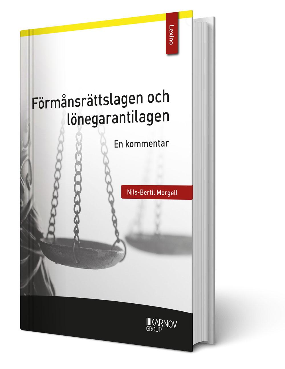 Förmånsrättslagen och lönegarantilagen – En kommentar