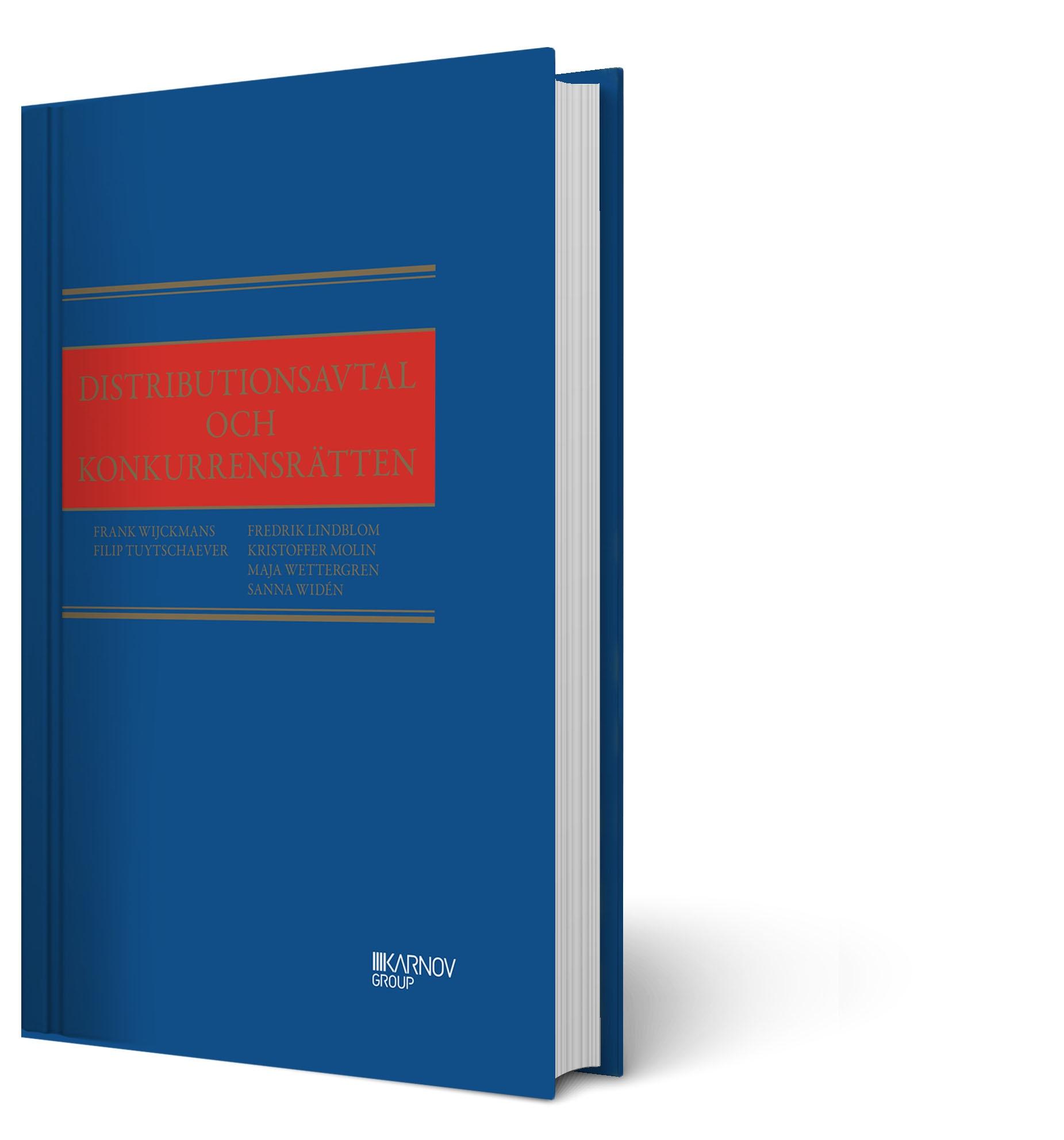 Distributionsavtal och konkurrensrätten